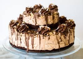 chocolate ice cream cake by sweet cayenne