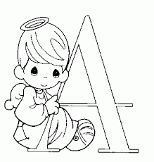angel color pages printable 17 precious moments angel coloring pages 7349 precious