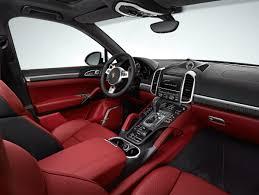 Porsche Cayenne 550 Gt - porsche cayenne turbo s bi color black carrera red eurocar news