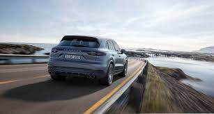 porsche suv 2019 porsche cayenne review porsche adds a pepper to its