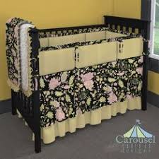 Black And Gold Crib Bedding Pin By Angela On Baby Verona Rivendell Pinterest Baby