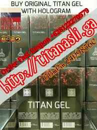 titan gel memperbesar ukuran penis