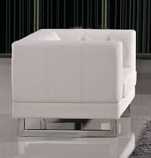 White Leather Accent Chair Two To Clean Stains White Leather Chairs The Home