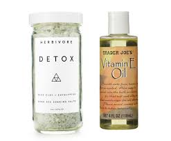 12 bath products you didn t think you could use together but detox and vitamin e