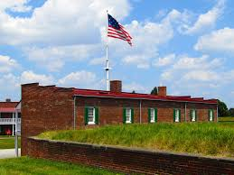 Garrison Flag Size Fort Mchenry The Birth Of A National Anthem Cascadian Abroad