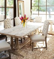 Cozy Dining Room Cozy White Wood Dining Table And Chairs Homefurniture Org