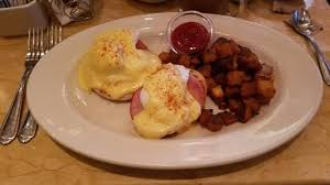 cuisine hollandaise eggs benedict the hollandaise sauce is picture of the