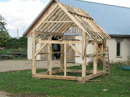 building a garden shed home outdoor decoration