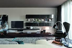 Versatile Modular Living Room Units Trendy Contemporary Designs - Italian living room design
