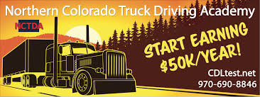 Truck Driving No Experience The Northern Colorado Truck Driving Academy Home