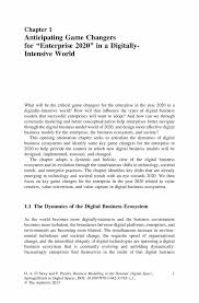 financial modelling resume business modelling in the dynamic digital space springer business modelling in the dynamic digital space