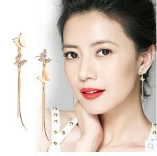 korean earings earring dangle picture more detailed picture about 2015