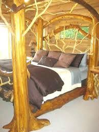 Wood Log Bed Frame Log Bunk Beds For Sale Aspen Log Bed Rustic Aspen Log Beds Aspen
