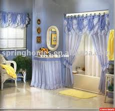 Menards Shower Curtains Shower Curtains With Valance And Tiebacks Tie Backs Home Ideas