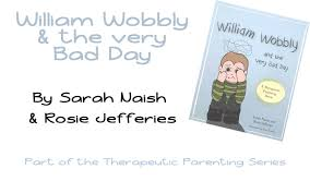 Bad Day Go Away A Book For Children Adoption What We Ve Learnt From Our Adopted Children