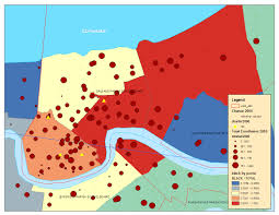 Map Of New Orleans Wards by Friday Afternoon Maps New Orleans Race And Locations