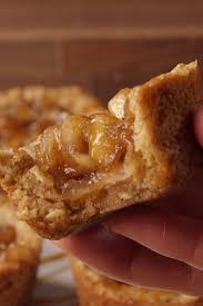 baking apple crisp cookie cups video u2014 apple crisp cookie cups