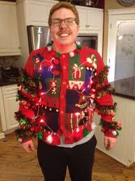 The Ugly Christmas Sweater Party - tackiest christmas sweater ever best dresses collection design
