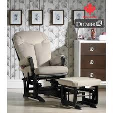 Rocking Chair Dutailier Gliders U0026 Rockers Costco