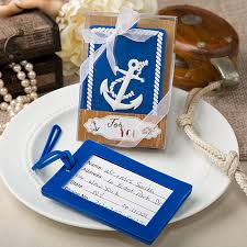 themed luggage tags nautical luggage tags from gifts