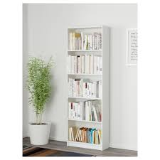 White Short Bookcase by Gersby Bookcase Ikea