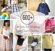 how to dress for thanksgiving dinner 500 tutorials for making your own clothes allfreesewing com