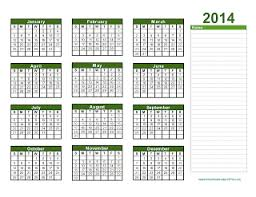 yearly calendar 2014 u2013 2014 calendar template printable calendar
