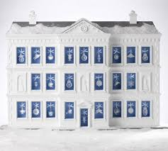 gorgeous wedgwood advent calendar filled with