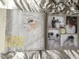 Wedding Scrapbook Supplies 5 Ways To Use All That Stuff You Bought For The Wedding Born To