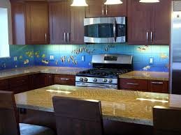 copper backsplash tiles faux glass tile backsplash interior