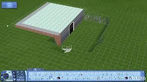 the sims 3 design tips u0026 tricks build inside a foundation youtube