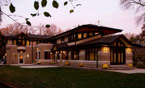 Frank Lloyd Wright Prairie Home by Melvyn Maxwell Smith House A Glorious Bloomfield Hills Design By