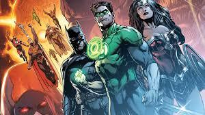 justice league justice league 41 dc