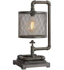 industrial table lamps lamps com