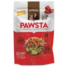 recipe for dog treats rachael nutrish pawsta dog treats riggies stuffed with beef