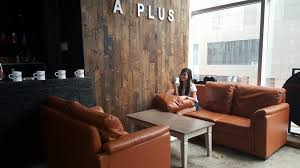 cafe destination a plus cafe and coffee house at ayala center