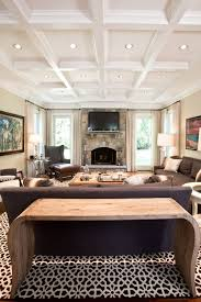 Ceiling Ideas For Living Room 36 Stylish And Timeless Coffered Ceiling Ideas For Any Room