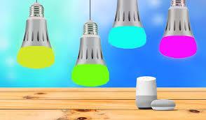 smart lights google home best google home compatible smart light bulbs illuminate your home