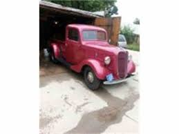 Vintage Ford Truck Parts Canada - 1935 to 1937 ford pickup for sale on classiccars com 17 available