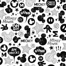 mickey mouse wallpaper u0026 border wallpaper inc com