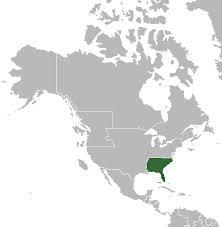 Map Of Carolinas File Map Of Carolina In North America Png Alliance Of