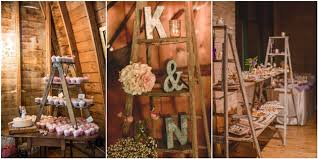 wedding decoration 22 rustic country wedding decoration ideas with ladders