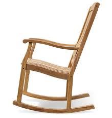Garden Rocking Chair Uk Teak Garden Rocking Chair Genuine Grade A Teak Outdoor Garden