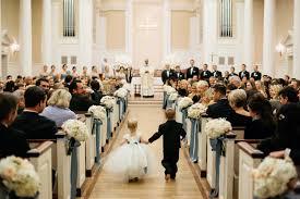 Wedding Pew Decorations Ideas For Church Wedding Decorations Tbrb Info