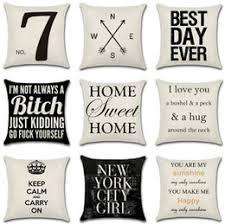 Factory Direct Home Decor Cheap Pillow Cushion Cover Buy by Discount Plain White Cushion Covers Wholesale 2018 Plain White