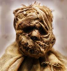 Scarecrow Mask 12 Best Scarecrow Images On Pinterest Scarecrow Mask Masks And