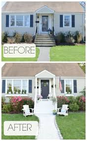 Mobile Home Makeover Ideas by Extraordinary Home Exterior Makeover Remodeling Costs App Colonial