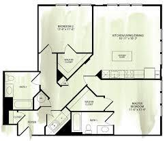 Apartments Floor Plan Apartment Floor Plans Apartments In Dc Monroe Street Market