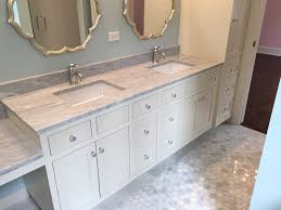Custom Bathroom Cabinets Builder And Contractor Services Chicago Closets Cabinets And