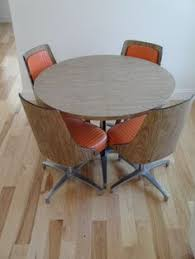 c95 855 chromcraft furniture dinette caster chair available at